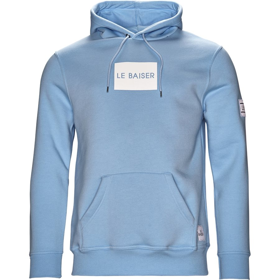 CHATEAUX - Chateaux - Sweatshirts - Regular - ICE BLUE - 1